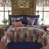 Highland Plaid Quilt & Accessories