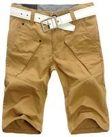 Tortor 1bacha Men's Big Tall Summer Cargo Shorts Pants