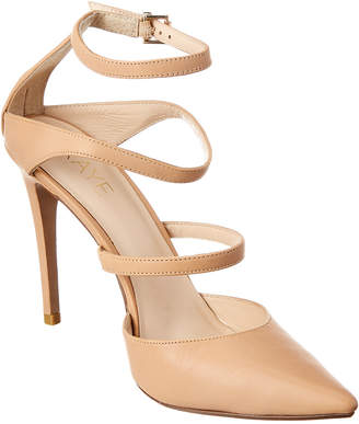 Raye Carrie Leather Pump