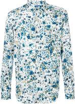 Diesel floral print shirt - men - Viscose - S