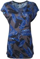 Diesel printed T-shirt - women - Rayon - XS