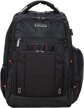 Kenneth Cole Dual Compartment RFID & USB Laptop Business Backpack