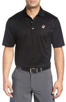 Peter Millar Men's 'University Of Georgia' Solid Golf Polo