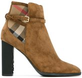 Burberry 'Stebbing Ford' boots