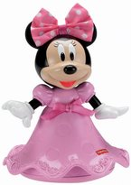 Fisher-Price Disney Baby Minnie Mouse Rolly Pollie Musical Toy