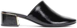 Tory Burch Juliana Patent-leather Mules
