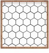 DENY Designs Allyson Johnson Honey Comb Square Tray