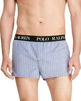 Polo Ralph Lauren Patterned Stretch Woven Boxers