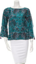 Figue Silk Zoe Top w/ Tags