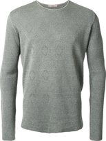 Nuur jacquard sweater