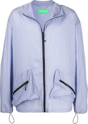 A. A. Spectrum Oversized Sports Jacket