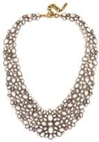 BaubleBar Women's 'Kew' Crystal Collar Necklace