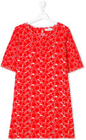 Stella McCartney Teen Ettie embroidered star dress