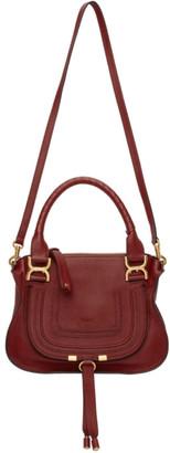 Chloé Red Small Marcie Bag