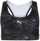 Puma TRAINING Sports bra black/persicope/no color/black nature