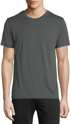Theory Claey Silk-Blend T-Shirt