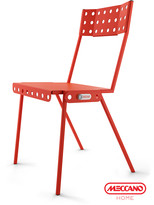 Meccano Home - Bistrot Chair - Red
