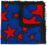 Marc Jacobs star print scarf