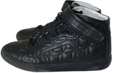 Pierre Hardy Black Leather Trainers