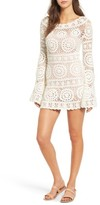 Majorelle Women's Harvest Crochet Minidress