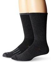 Dickies Men's 4 Pack Stripe Assortment Crew Socks