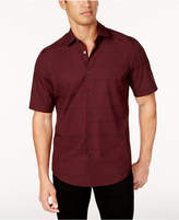 Alfani Men's Multi-Fade Striped Shirt, Created for Macy's