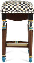 Mackenzie Childs MacKenzie-Childs Courtly Check Counter stool