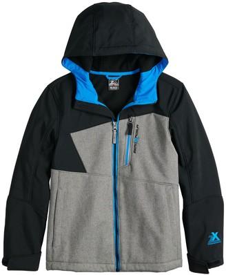 ZeroXposur Boys 8-20 Bergen Softshell Jacket