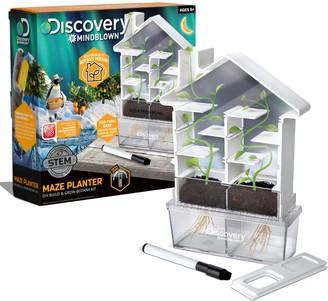 Discovery #MINDBLOWN Maze Planter