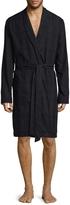 Hanro Men's Vincenzo Cotton Robe