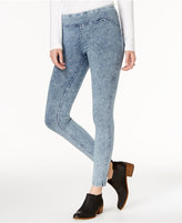 Tommy Hilfiger Pull-On Blue Haze Wash Skinny Jeans, Only at Macy's
