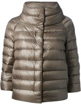 Herno padded jacket - women - Feather Down/Polyamide - 38