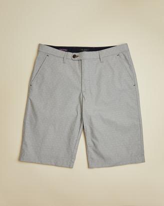 Ted Baker ERBA Woven cotton shorts