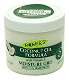 Palmers Coconut Oil Moisture Gro Hairdress Jar 5.25 Ounce (155ml)