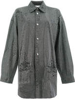 Faith Connexion sequin embellished shirt