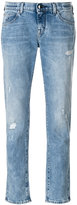 Jacob Cohen light-wash fitted jeans