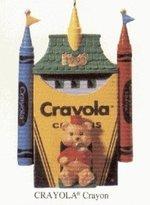 Crayola Crayon 5th in Series 1993 Hallmark Ornament