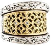 Konstantino Diamond Classics Filigree Ring