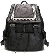 Keshi Sheepskin Cute Backpack Bag, Fashion Cute Lightweight Backpacks for Teen Young Girls