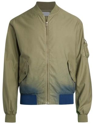 John Elliott Bleed Zip-Up Jacket