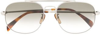 David Beckham Oversized-Frame Sunglasses