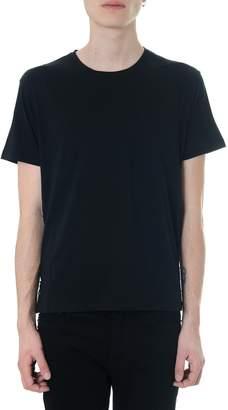 Valentino Rockstud Embellished Crew Neck T-Shirt