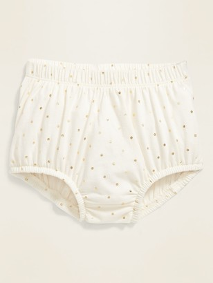 Old Navy Ruffle-Yoke Jersey Bloomers for Baby