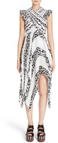 Proenza Schouler Women's Print Pleated Dress