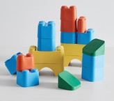 Pottery Barn Kids Green Toys Block Set