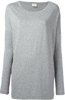 By Malene Birger Alloi T-shirt - women - Spandex/Elastane/Viscose - M