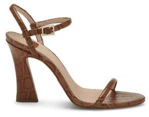 Louise et Cie Isandro Leather Heeled Sandals