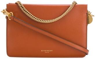 Givenchy Logo-Stamp Shoulder Bag