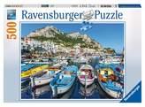 Ravensburger Colorful Marina 500pc Puzzle