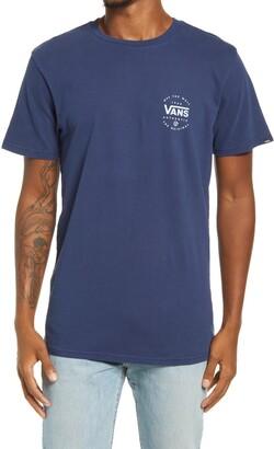 Vans Over Elaborate Logo Men's Graphic Tee